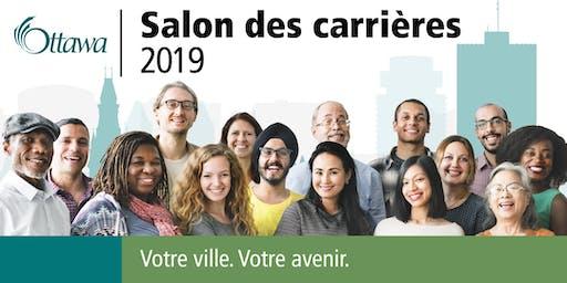 Salon des carrières de la Ville d'Ottawa