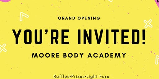 Moore Body Academy