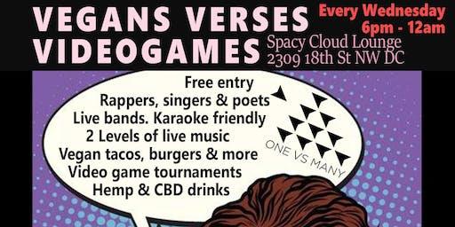 Vegans Verses Video Games