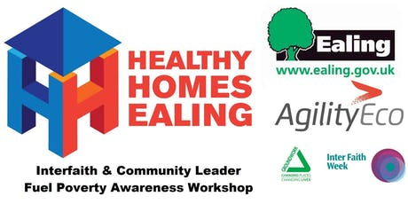 Interfaith and Community Leader  Fuel Poverty Awareness Workshop tickets