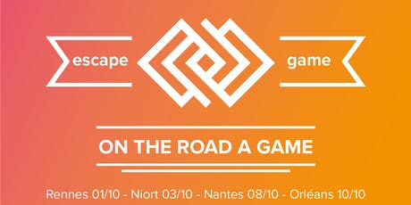 On The Road A Game billets