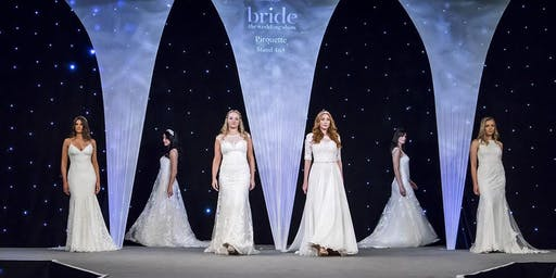 Bride: The Wedding Show at Westpoint Exeter (spring 2020)