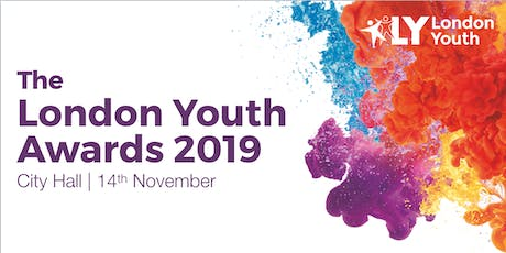 London Youth Awards 2019 tickets