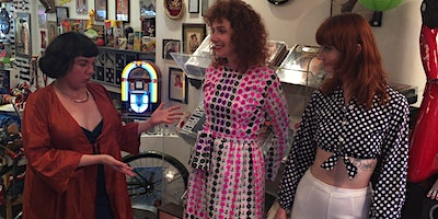 East Village Vintage Shop and Taste with a Stylist
