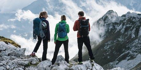 Alpkit School of Adventure: Outdoor Rock Climbing tickets