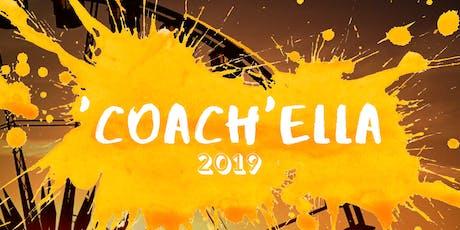 COACHella Learning Festival tickets