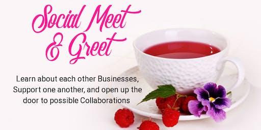 Social Meet & Greet for Women Entrepreneurs