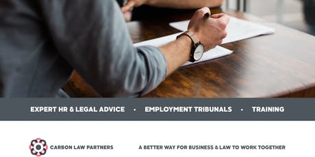 Employment Law Update & Whistleblowing tickets