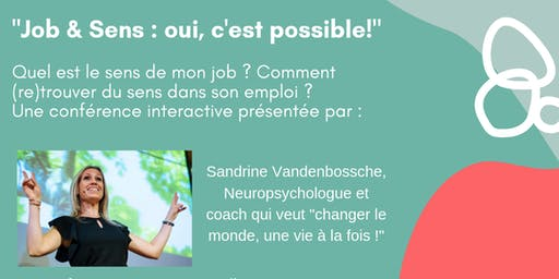 """Betuned / Afterwork Candidat #1 : """"Job & Sens : oui, c'est possible !"""""""