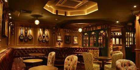 Business Junction's Networking lunch at Mr Fogg's Society of Exploration, WC2 on 21.11.2019 tickets