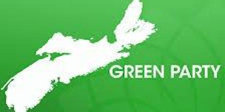 Green Party of Nova Scotia  tickets