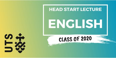 English Common Module - Head Start Lecture (UTS) tickets