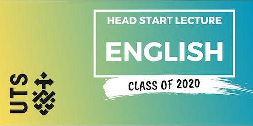 English Common Module - Head Start Lecture (UTS)