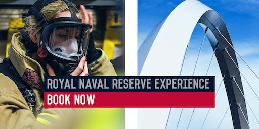 Royal Naval Reserve Experience - HMS Dalriada, Glasgow - 18/09/2019