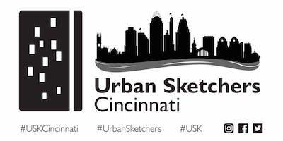 Urban Sketching Topics Workshop: Winter Prep: Sketching Indoors (October)