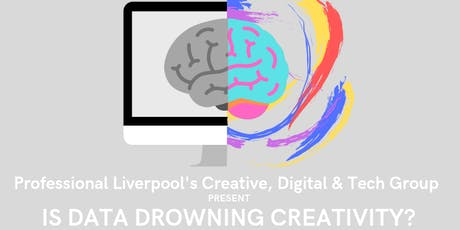 Is data drowning creativity? tickets