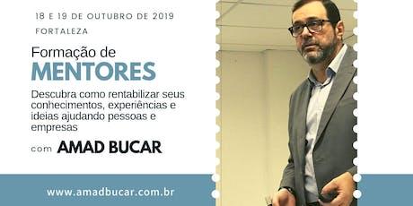 Formação de Mentores - 18 e 19 de Outubro em Fortaleza ingressos