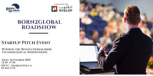 Born2Global Roadshow