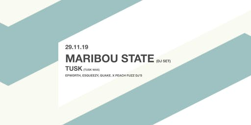Maribou State (DJ set) • The Brickworks • Nottingham
