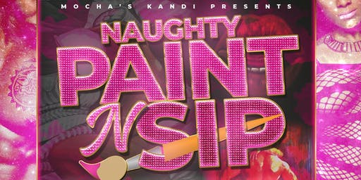 Naughty Paint n Sip