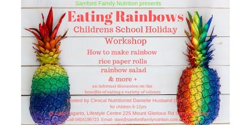 Eating Rainbows