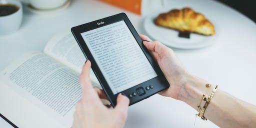 亞馬遜 Kindle 平台上出版和出售電子書工作坊
