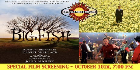 BIG FISH - Special Film Screening with the Literacy Council of Buncombe County tickets