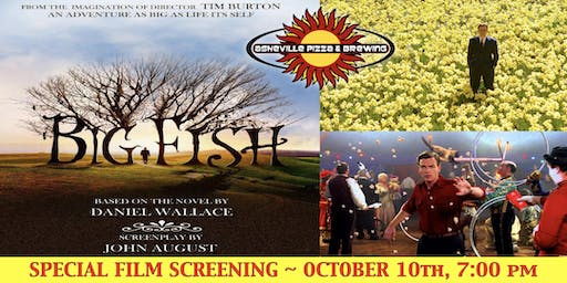BIG FISH - Special Film Screening with the Literacy Council of Buncombe County