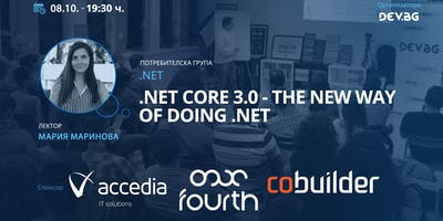 .NET Core 3.0 - the new way of doing .NET