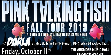 Pink Talking Fish (Music of Pink Floyd, The Talking Heads & Phish) tickets