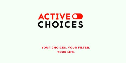 Active Choices Not Another Motivational Speaker Book Tour