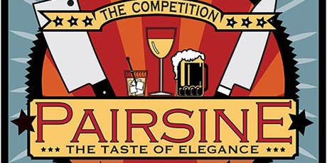 Pairsine Chefs Fine Food and Wine Pairing Competition-Downtown Denver tickets