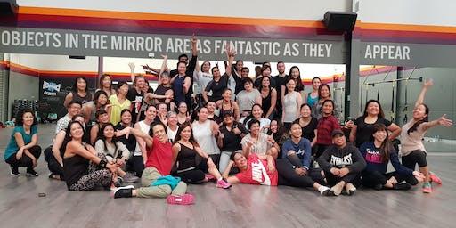Sydney Dance Workshop - Pop-up Class 9
