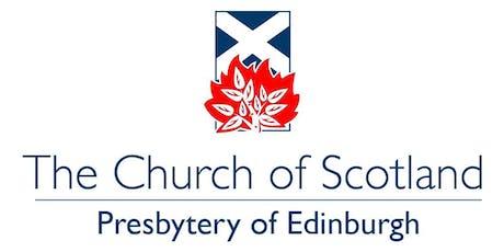 Edinburgh Presbytery anniversary celebration tickets