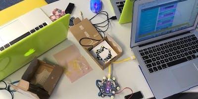 Coding mit Calliope – Mit Hardware programmieren lernen im Pioneers Club