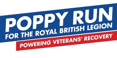 Poppy Run - Cardiff tickets
