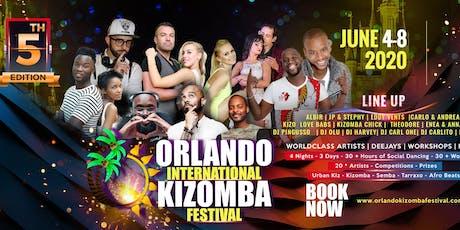 Orlando International Kizomba Festival 2020 tickets