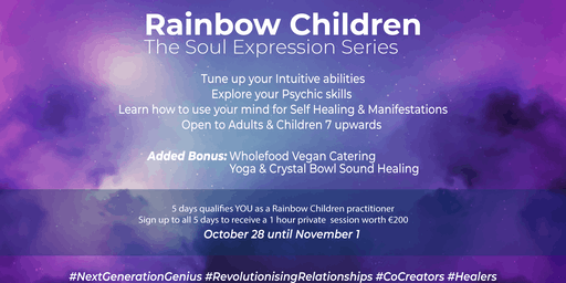 Rainbow Children Practitioner