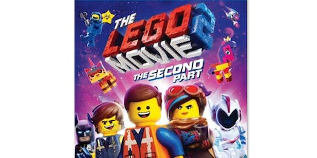The Lego Movie 2  tickets