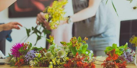 Beginners Floristry Course tickets