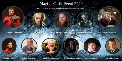 Magical Castle Event 2020