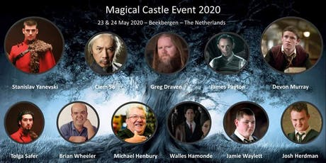 Magical Castle Event 2020 tickets