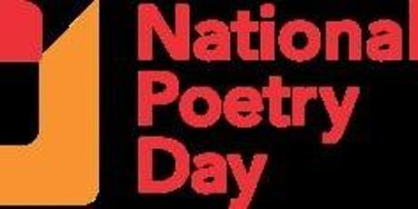 National Poetry Day - Oral Poetry Evening (Whitworth) tickets