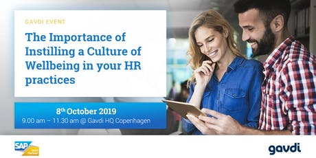 The Importance of Instilling a Culture of Wellbeing in your HR practices tickets
