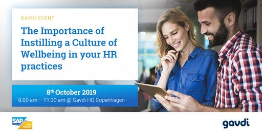 The Importance of Instilling a Culture of Wellbeing in your HR practices