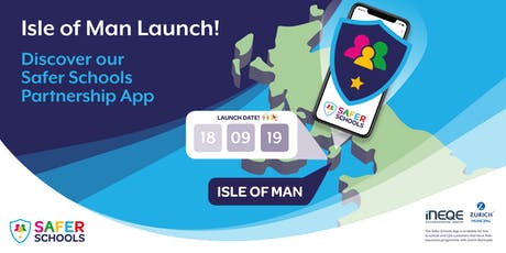Safer Schools Launch - Isle of Man tickets