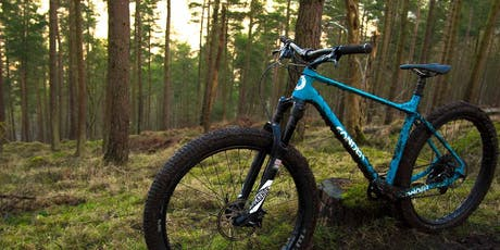 Alpkit School of Adventure: Introduction to Mountain Biking tickets