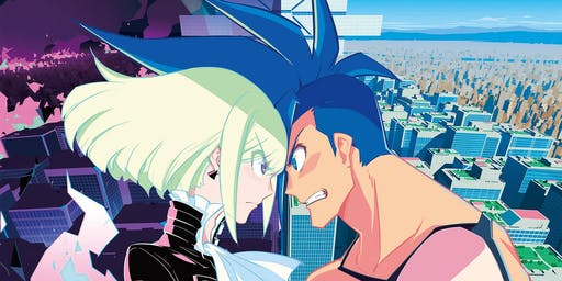Anime Limited presents: Promare Edinburgh Special Event Screening