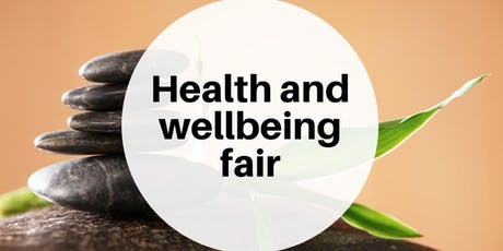 Health and Wellbeing Fair tickets