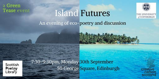 Island Futures: An Evening of Eco-Poetry and Discussion